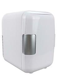 Недорогие -4л холодильник ультра-тихий малошумный кулер для автомобиля мини-холодильники морозильная камера охлаждения