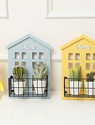 Недорогие -Декоративные наклейки на стены - Простые наклейки Геометрия В помещении / На открытом воздухе