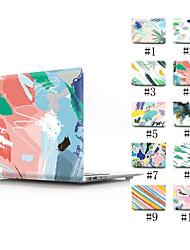 billige -pvc hardt dekselskall for macbook pro air retina telefonveske 11/12/13/15 tommer (a1278-a1990)