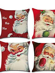 Недорогие -Рождество наволочка диван-кровать украшения дома наволочка наволочка housse de coussin декоративные наволочки наволочка