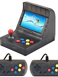 Недорогие -портативная ретро мини портативная игровая консоль 4,3-дюймовый 64-битная семейная игровая приставка