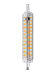 Недорогие -ywxlight&рег; r7s 118 мм 3014 smd 228led светодиодный прожектор встраиваемый модифицированный светильник теплый белый холодный белый натуральный белый переменного тока 220-240 В