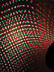 Недорогие -1шт движущегося полного неба звездный лазерный проектор ландшафтное освещение синий&зеленый светодиодный свет этапа открытый газон газонокосилка в ЕС штекер ac220v 230v 240v