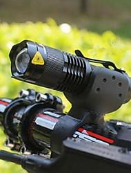 Недорогие -Светодиодная лампа Велосипедные фары Светодиодные фонари LED Велоспорт Водонепроницаемый AA / 14500 * Белый Походы / туризм / спелеология Повседневное использование Велосипедный спорт