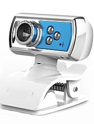 Недорогие -Веб-камера USB высокой четкости 480p камера Веб-камера 360-градусный микрофон клип для скайпа компьютер ПК камера ноутбука