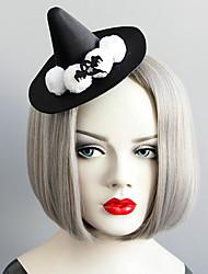 Недорогие -Жен. лакомство Массивный Винтаж Ткань Сплав шляпа Заколки для волос Halloween Тематическая вечеринка