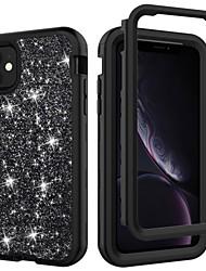 billige -Etui Til Apple iPhone 11 / iPhone 11 Pro / iPhone 11 Pro Max Støtsikker / Glitter Bakdeksel Glimtende Glitter TPU