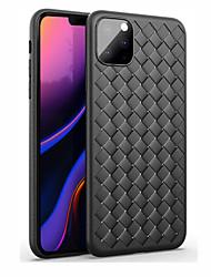 Недорогие -супер мягкий чехол для телефона iphone 11 pro / xr / x / xs / max max роскошные сетчатые чехлы для iphone 6 / 6s / 7/8 plus xr xs чехол силиконовые аксессуары