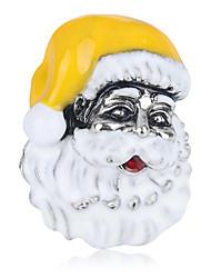 billige -Dame Nåler Brosje Smykker Gul Rød Til Jul Daglig