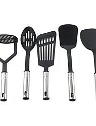 Недорогие -кухонные гаджеты для антипригарной посуды. кухонные принадлежности, набор силиконовых шпателей, сервировочная посуда. лучшие силиконовые кухонные принадлежности инструменты подарки