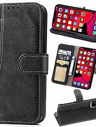Недорогие -случай бумажника сальто из матовой кожи для iphone 11 pro max xr xs max x 8 плюс 7 плюс 6 плюс чехол для телефона магнитная карта держатель подставка крышка