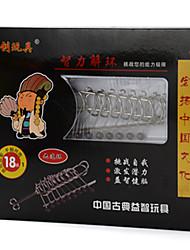 Недорогие -Товар для фокусов Обучающая игрушка Металл 5-7 лет 8-13 лет от 14 лет