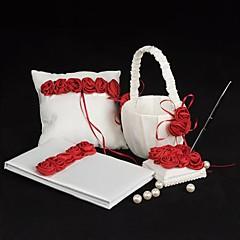 cheap Wedding Collection Sets-Garden Theme Collection Set 53 Petal Ribbons Satin