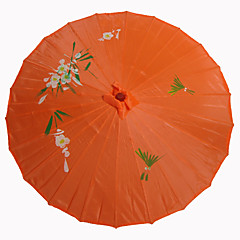cheap Fans & Parasols-Party / Evening / Causal Material Wedding Decorations Garden Theme / Asian Theme / Holiday / Classic Theme Spring Summer All Seasons