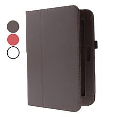 billige Nettbrettetuier&Skjermbeskyttere-Etui Til Amazon Heldekkende etui Tablet Cases Hard PU Leather til