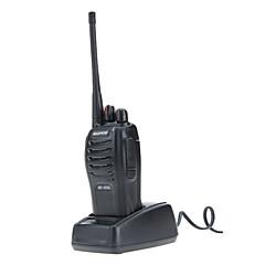 billige Walkie-talkies-baofeng bf-666s 16CH uhf 400-470mhz walkie talkie (vox funksjon, lav spenning advarsel)