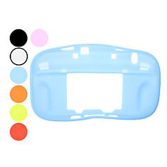 billige Wii U-tilbehør-Vesker, Etuier og Dekker Til Wii U,Silikon Vesker, Etuier og Dekker Originale