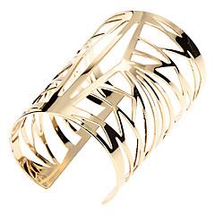 Žene Široke narukvice Vintage Narukvice Jedinstven dizajn Moda Sintetički gemstones Legura Jewelry Jewelry Za Kauzalni Božićni pokloni