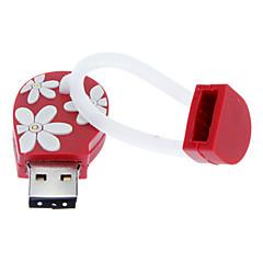 tanie Pamięć flash USB-8GB Pamięć flash USB dysk USB USB 2.0 Plastik Niewielki rozmiar