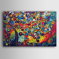 Kézzel festett Landscape Vízszintes Egy elem Vászon Hang festett olajfestmény For lakberendezési
