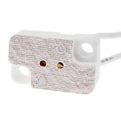 billiga Dekorativ belysning-MR16 Belysningstillbehör Keramisk Lampa sockel