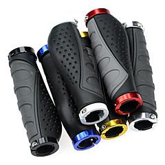 billiga Cykeldelar-Handgrepp Cykling / Cykel Mountainbike Aluminiumlegering Gummi Svart Silver Gul Röd Blå