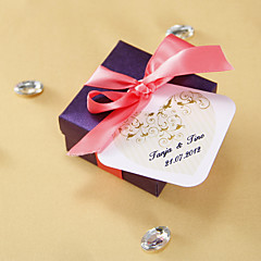 Personalized Favor Tags - Old World Elegance (set of 36)