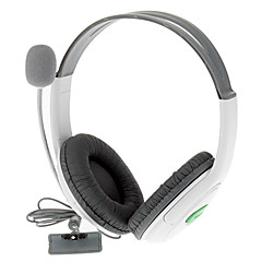 cheap Xbox 360 Accessories-Audio and Video Headphones - Xbox 360 Portable Novelty Wired