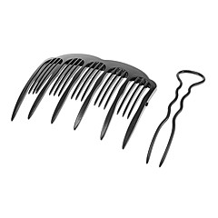 2Pcs Hair Twist Fork(Large Size) Cosmetic Beauty Care Makeup for Face