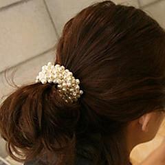 Muoti string helmiä valikoituja väri Kangas Hiusten Ties For Women (More Colors) (1 kpl)
