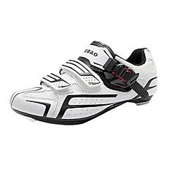 Tiebao Tênis para Ciclismo Sapatos para Ciclismo Mulheres Homens Unisexo Anti-Escorregar Secagem Rápida RespirávelAo ar Livre Praticar
