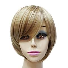 tanie Peruki syntetyczne-Peruki syntetyczne Klasyczny Wysoka jakość Gęstość Damskie Włosy syntetyczne