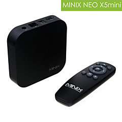 billige TV-bokser-minix neo x5 mini dual-core google tv spiller tv boks mini pc med Android 4.2.2 rk3066 1gb ram 8GB rom
