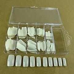 billiga Nagelvård och nagellack-nagel konst Helnageltoppar Abstrakt Klassisk Hög kvalitet Dagligen