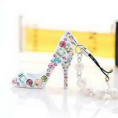 Lucky nukke naisten vastaavissa kide kuutio zirkonia värikäs korkeakorkoiset kenkä lisälaite