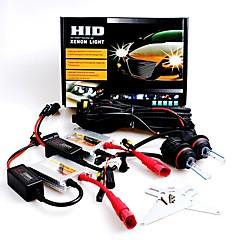 billige Frontlykter til bil-9007 Bil Elpærer 55W Hodelykt For Honda / Toyota