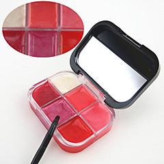 Lip Gloss Wet / Shimmer Gel Moisture / Long Lasting / Natural / Nutrition Pink