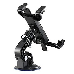 billige -bil iphone 5s iphone 5 universal iphone 4 / 4s tablet mount holder holder 360 ° rotasjon iphone 5s iphone 5 universal iphone 4 / 4s tablet