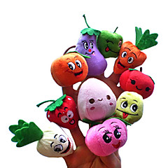 Fruit Sorminukke Erikois Talk Prop Hymyilevät kasvot Cartoon