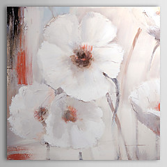 kézzel festett olajfestmény virágos 1211-fl0012