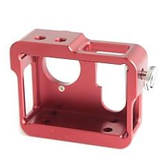 tanie Akcesoria do GoPro-Příslušenství gładka Rama Wysoka jakość Dla Action Camera Gopro 4 Gopro 3+ Gopro 2 Sport DV Stop aluminium