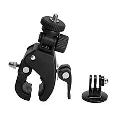 baratos Câmeras Esportivas & Acessórios GoPro-Handlebar Mount Acessórios Suporte para Capacete Montagem Alta qualidade Para Câmara de Acção Gopro 6 Sport DV Gopro 4/3+/2 Auto