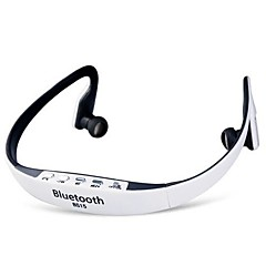 Bluetooth 3.0 stereo over øret hodetelefon med mikrofon for iPhone 6/5 / 5s samsung s4 / 5 htc lg og andre