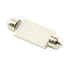 billige Interiørlamper til bil-SO.K 41mm Bil Elpærer 3W W COB 200lm lm interiør Lights
