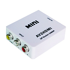 mini av-HDMI-muunnin