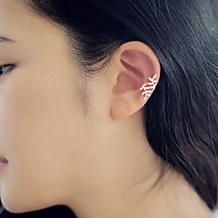 cheap -Women's Stud Earrings / Ear Cuff - Silver / Golden For Daily / Casual