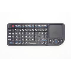 billige TV-bokser-2 i 1 mini palm-størrelsed 2.4G trådløst tastatur og mus kombinasjon med berørpad for google android tv boks smart pc