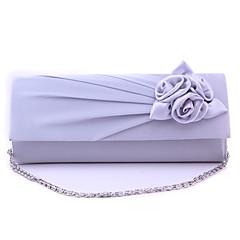 preiswerte Party Zubehör-Damen Taschen Seide Abendtasche / Abdeckung für Hochzeit / Veranstaltung / Fest / Formal Grün / Blau / Hellgrau / Hochzeitstaschen