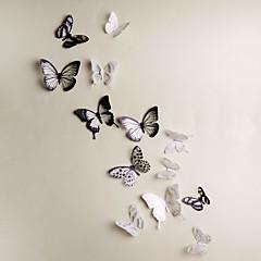 동물 3D 벽 스티커 3D 월 스티커 데코레이티브 월 스티커, 비닐 홈 장식 벽 데칼 벽