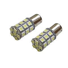 billige Baklys til bil-LORCOO 2pcs Bil Elpærer 4.2W 27 interiør Lights